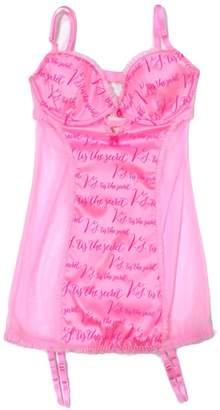 Victoria's Secret Lingerie Merry Widow (, Pink Tis The Secret)