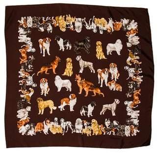 Chopard Silk Printed Scarf