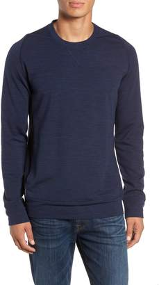 Icebreaker Shifter Merino Wool Blend Crewneck Sweater
