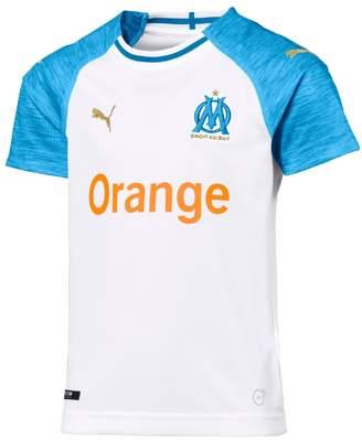 Puma Olympique de Marseille Shirt 8-16 Years