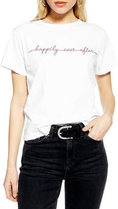 Topshop Happily Ever After Tee