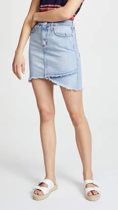 Nobody Denim The Crossover Skirt