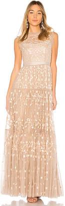 Needle & Thread Clover Gown