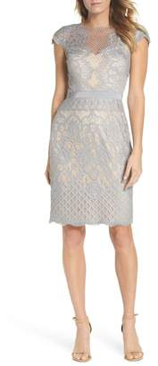 Tadashi Shoji Lace Sheath Dress (Regular & Petite)