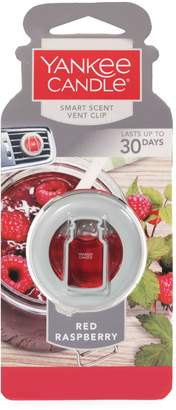 Yankee Candle Red Raspberry Smart Scent Vent Clips