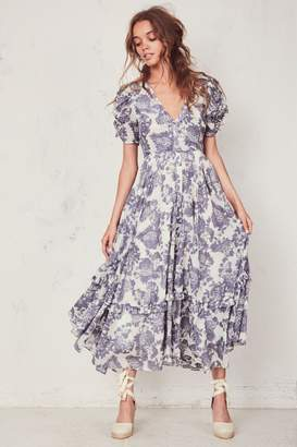 LoveShackFancy Andie Dress