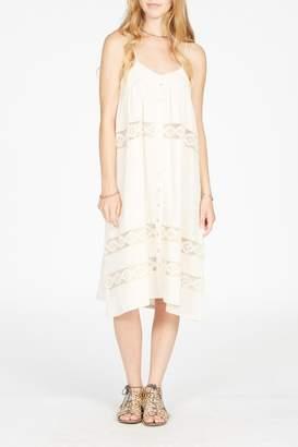 Knot Sisters Annie Midi Dress