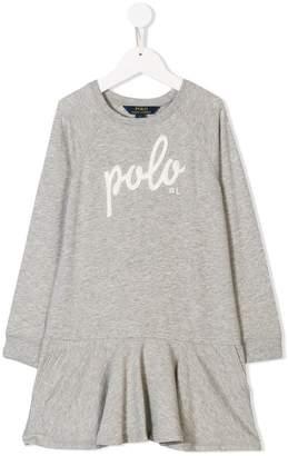 Ralph Lauren Kids Polo jersey dress
