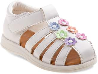 15aa5fca9172d Laura Ashley Lifestyles Floral Toddler Girls  Sandals
