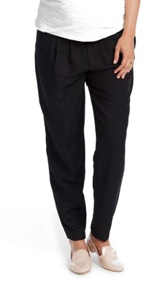 Women's Rosie Pope Willow Maternity Pants $128 thestylecure.com