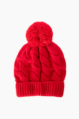 Santacana Angora Knit Hat