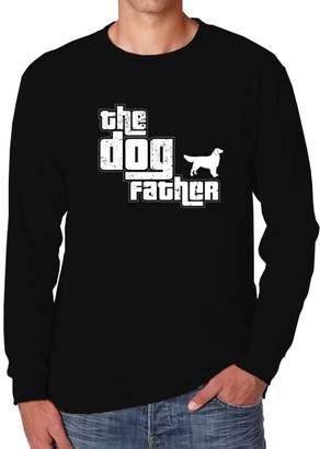 Golden Retriever Site Athletics The dogfather Long Sleeve T-Shirt