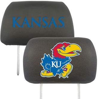 Fanmats FANMATS Kansas Jayhawks 2-pc. Head Rest Covers