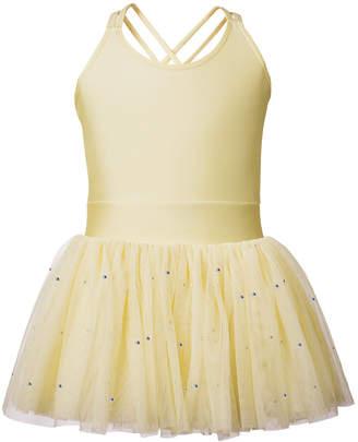 LTB Flo Dancewear Strappy Leotard Dress, Toddler, Little & Big Girls