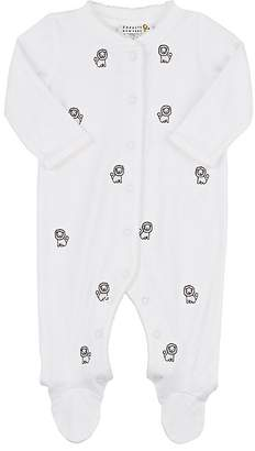 Barneys New York Infants' Embroidered Cotton Coverall