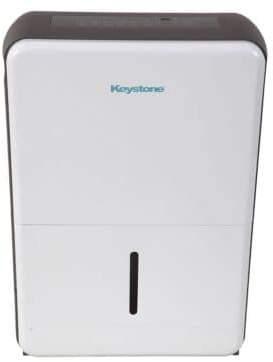 Keystone Energy Star 70-Pint 1.6 Gallon Dehumidifier