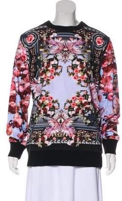 Givenchy Roses of Paradise Print Sweatshirt