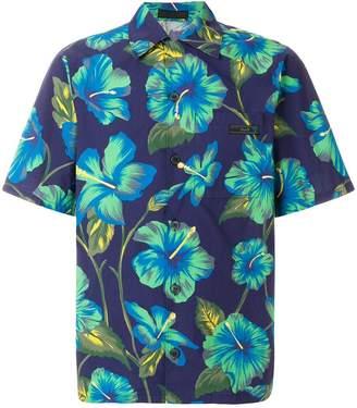 Prada short sleeve Hawaii shirt