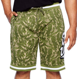 Ecko Unlimited Unltd Mens Drawstring Waist Pull-On Short-Big and Tall
