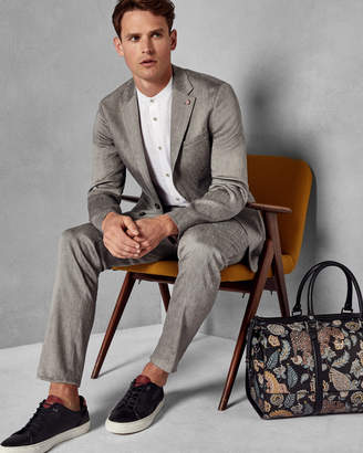Ted Baker BLUECHI Linen suit jacket