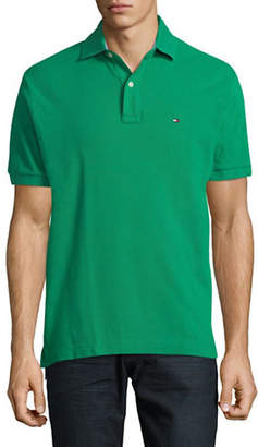 Tommy Hilfiger Ivy Classic-Fit Cotton Polo