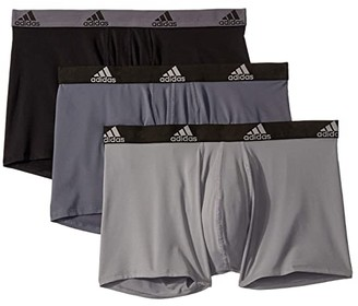 adidas Big Tall Climalite(r) Boxer Brief 3-Pack