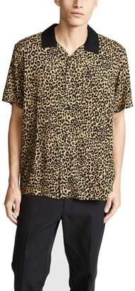 Obey Dirty Leo Woven Shirt