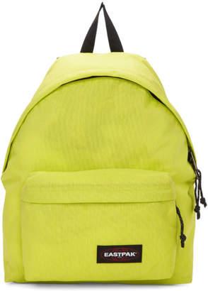 Eastpak Yellow Padded PakR Backpack