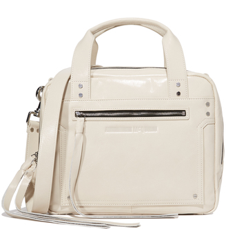 McQ - Alexander McQueen Medium Duffel Bag $620 thestylecure.com