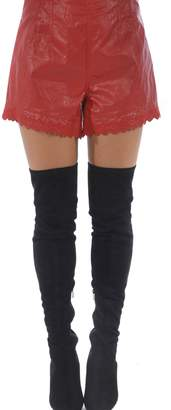 Philosophy di Lorenzo Serafini Scalloped Edge Shorts