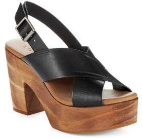 Kelsi Dagger Shaylah Platform Sandals