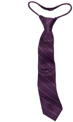 Calvin Klein Zipper Tie, Big Boys