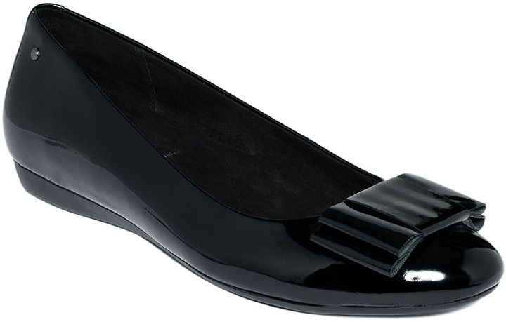 Rockport Women's Shoes, Faye Ballet Bow Flats