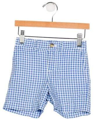 Polo Ralph Lauren Boys' Gingham Print Shorts