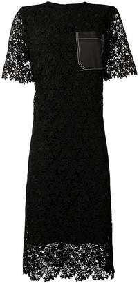 Joseph Ellis crochet lace dress