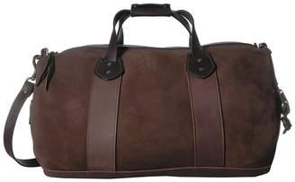 Filson Rugged Suede Duffel Duffel Bags