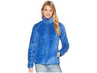 White Sierra Cozy Fleece Jacket