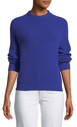 Forte Forte English-Knit Cashmere Crewneck Sweater