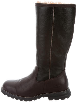 UGGUGG Australia Brooks Leather Tall Boots