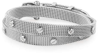 Metal Mesh Necklace Design Shopstyle
