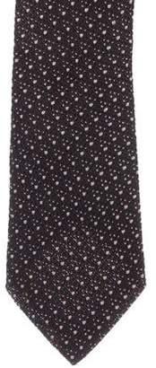 Tom Ford Silk Jacquard Tie