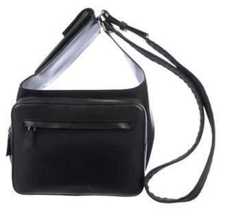 Prada Vitello Sport Messenger Bag silver Vitello Sport Messenger Bag