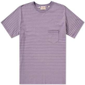 Levi's Clothing 1940s Stripe Pocket Tee
