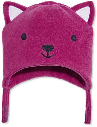 Joe Fresh Baby Girls Animal Ear Fleece Hat