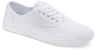 Mossimo Supply Co Women's Lunea Canvas Sneakers - Mossimo Supply Co. $16.99 thestylecure.com