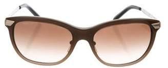 Burberry Logo Tinted Sunglasses