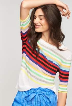 MillyMilly Rainbow Stripe Pullover
