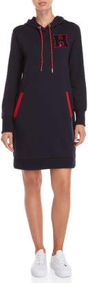 Tommy Hilfiger French Terry Hoodie Dress