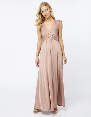 Monsoon Gwyneth Lace Maxi Dress