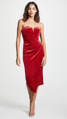 Yumi Kim Velvet Allure Dress